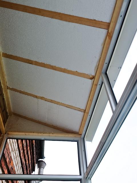 Установка крыши на балкон в екатеринбурге - цены.