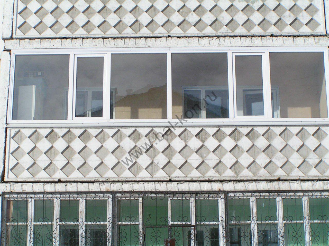 Виды балконов 7 метров. - ставим окна сами - каталог статей .