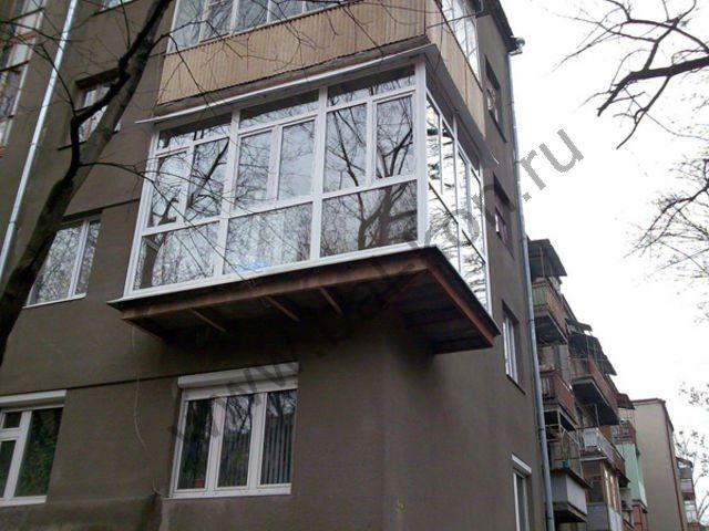 Балконы под ключ в ростове-на-дону , заказать услуги на ubu,.