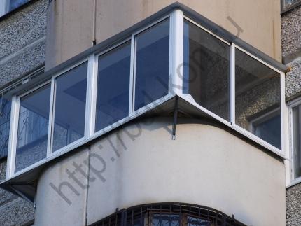 Фото отделки балконов и лоджий балкон мастер.